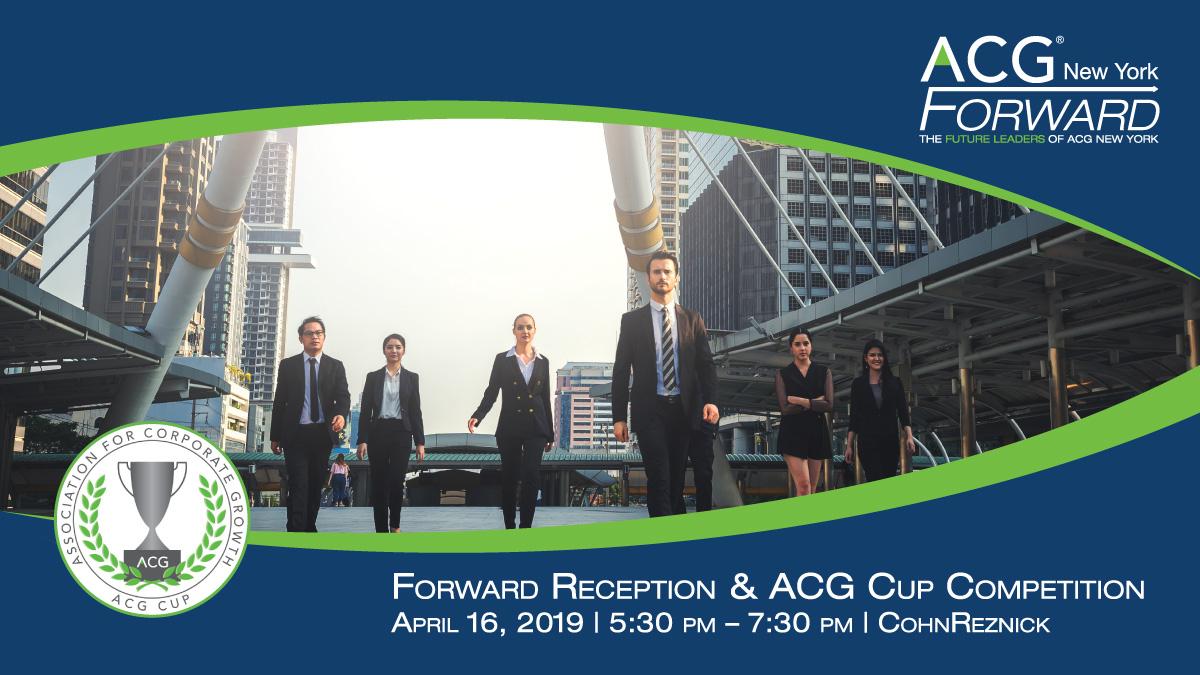 ACG NY Forward Reception & ACG CUP   ACG New York