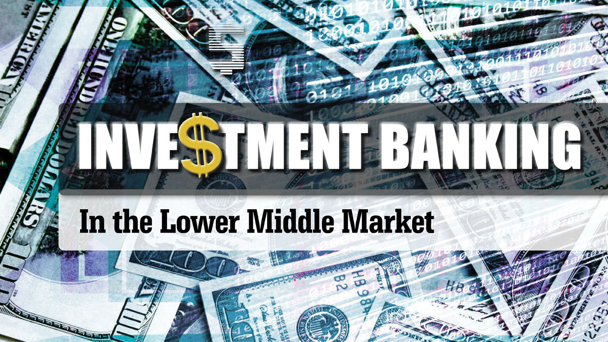 ACGLA Investment Banking in the Lower Middle Market - April 17 2019