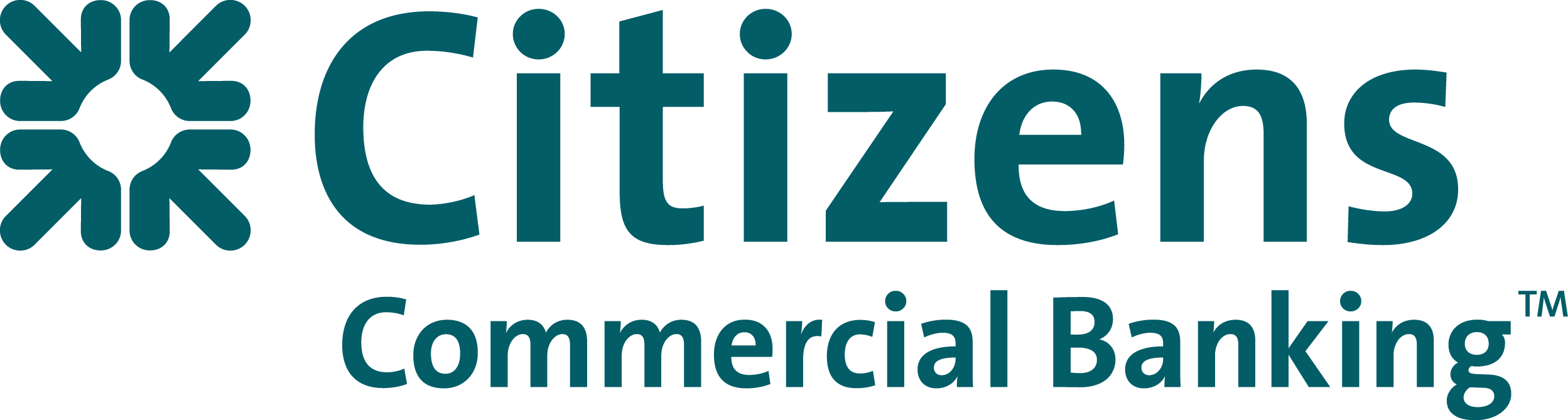 Citizens Commercial Banking Logo