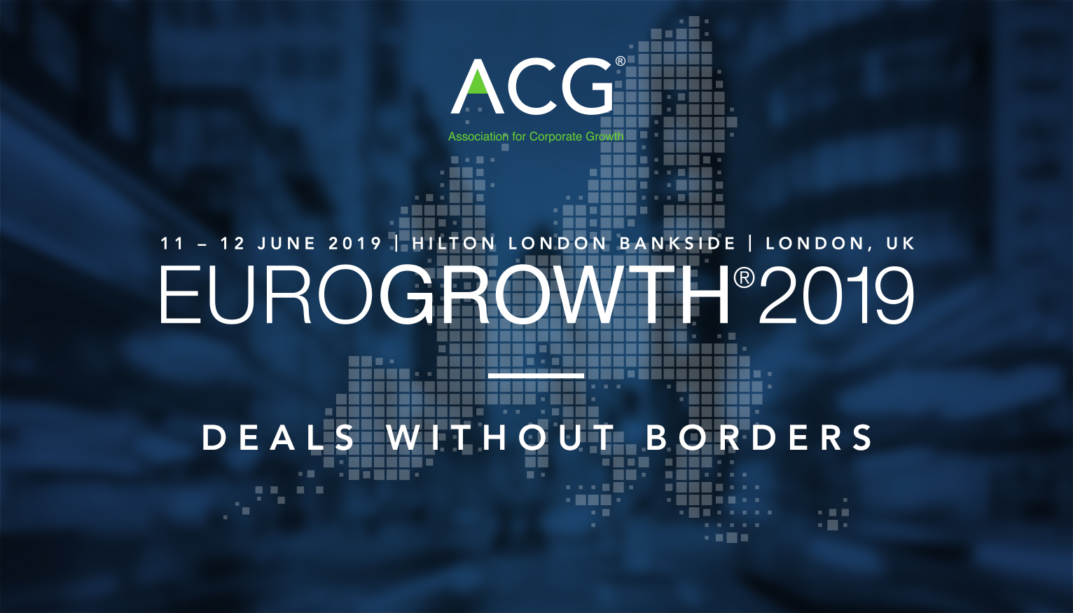 EuroGrowth 2019 | Deals Without Borders