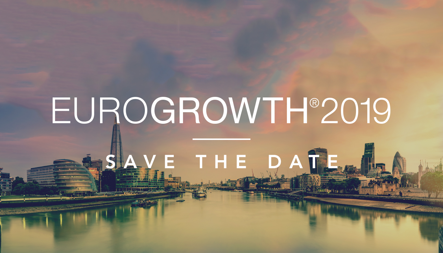 EuroGrowth 2019 | Save the Date