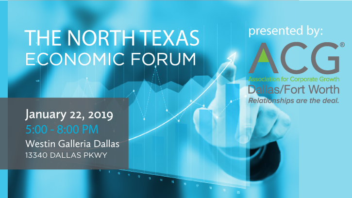 2019 North Texas Economic Forum