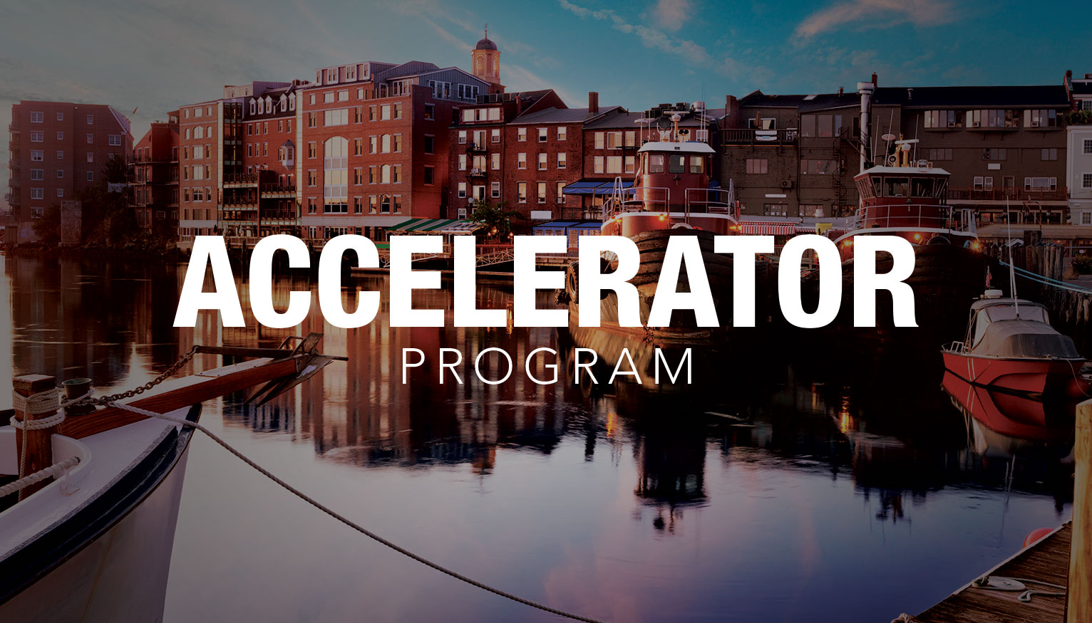 ACG Boston ACCELERATOR Program