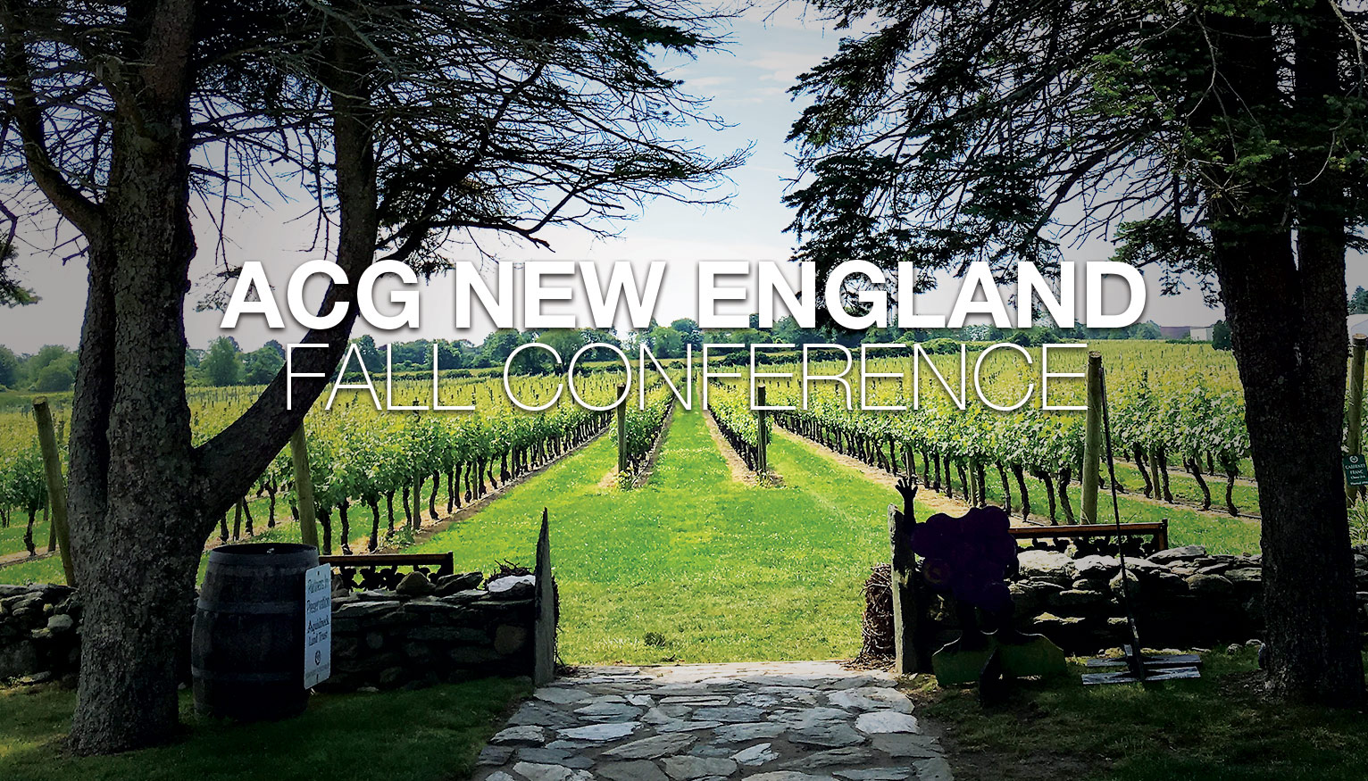 ACG New England Fall Conference