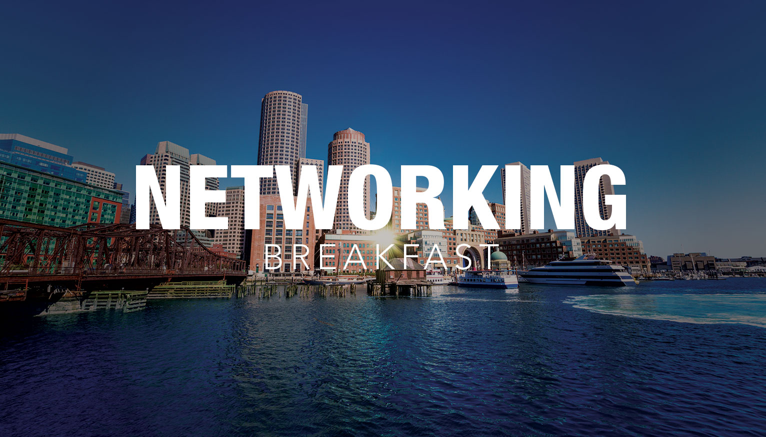 ACG Boston Networking Breakfast