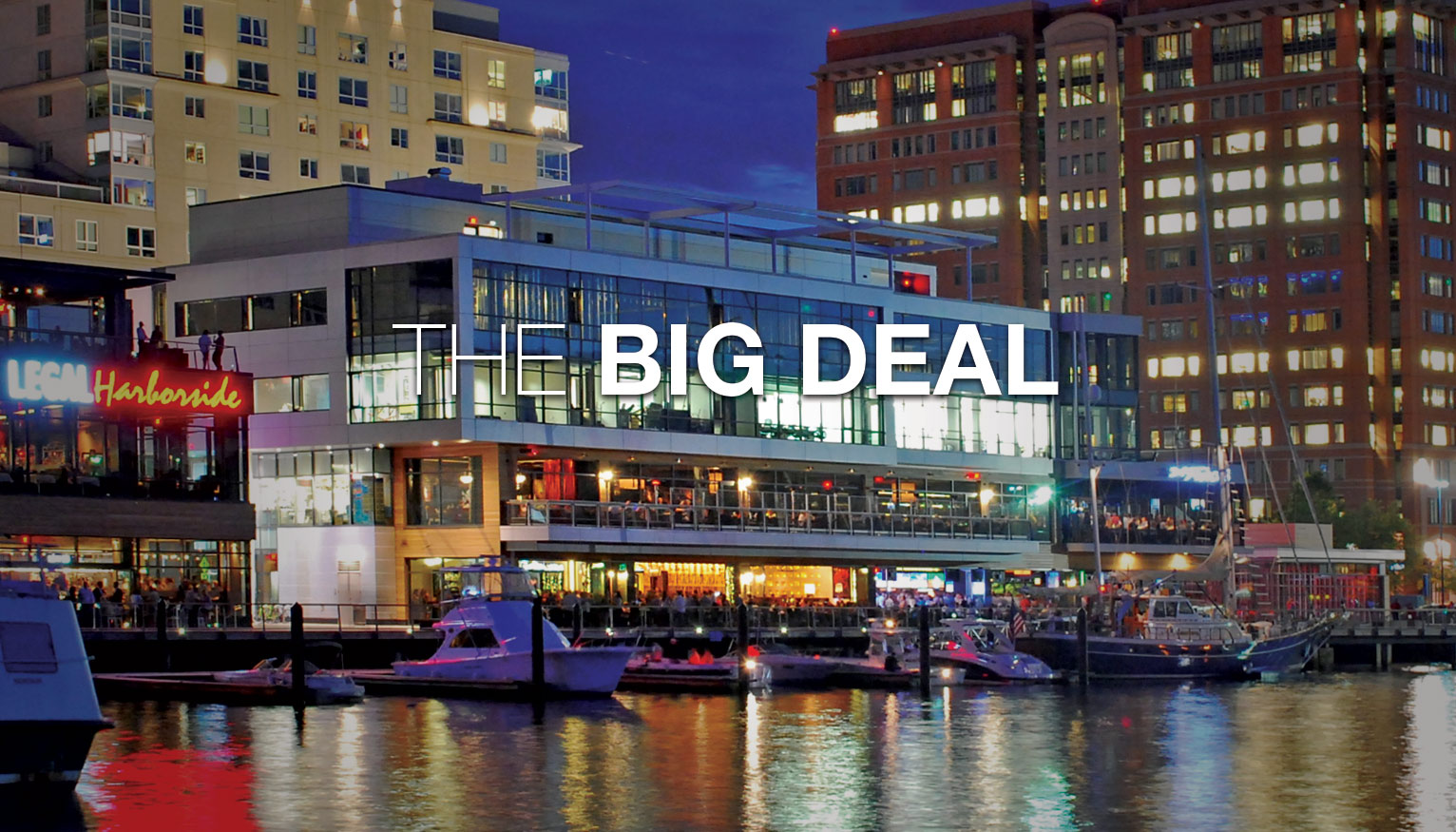 The Big Deal 2018 Acg Members Amp Invite Only Acg Boston