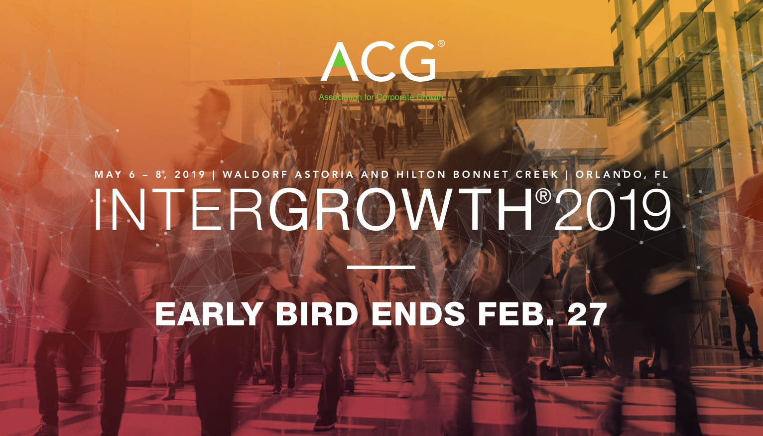 InterGrowth 2019 | Early Bird Ends Feb. 27
