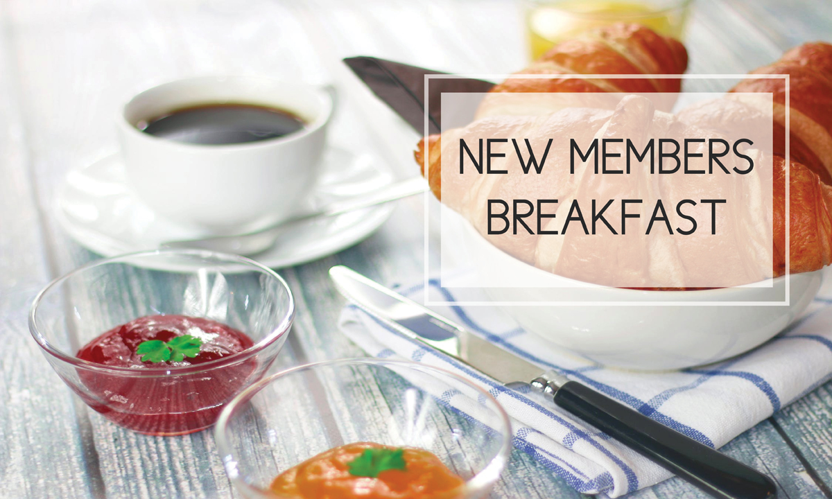New Member Breakfast Oct 1, 2019 SingerLewak ACGLA