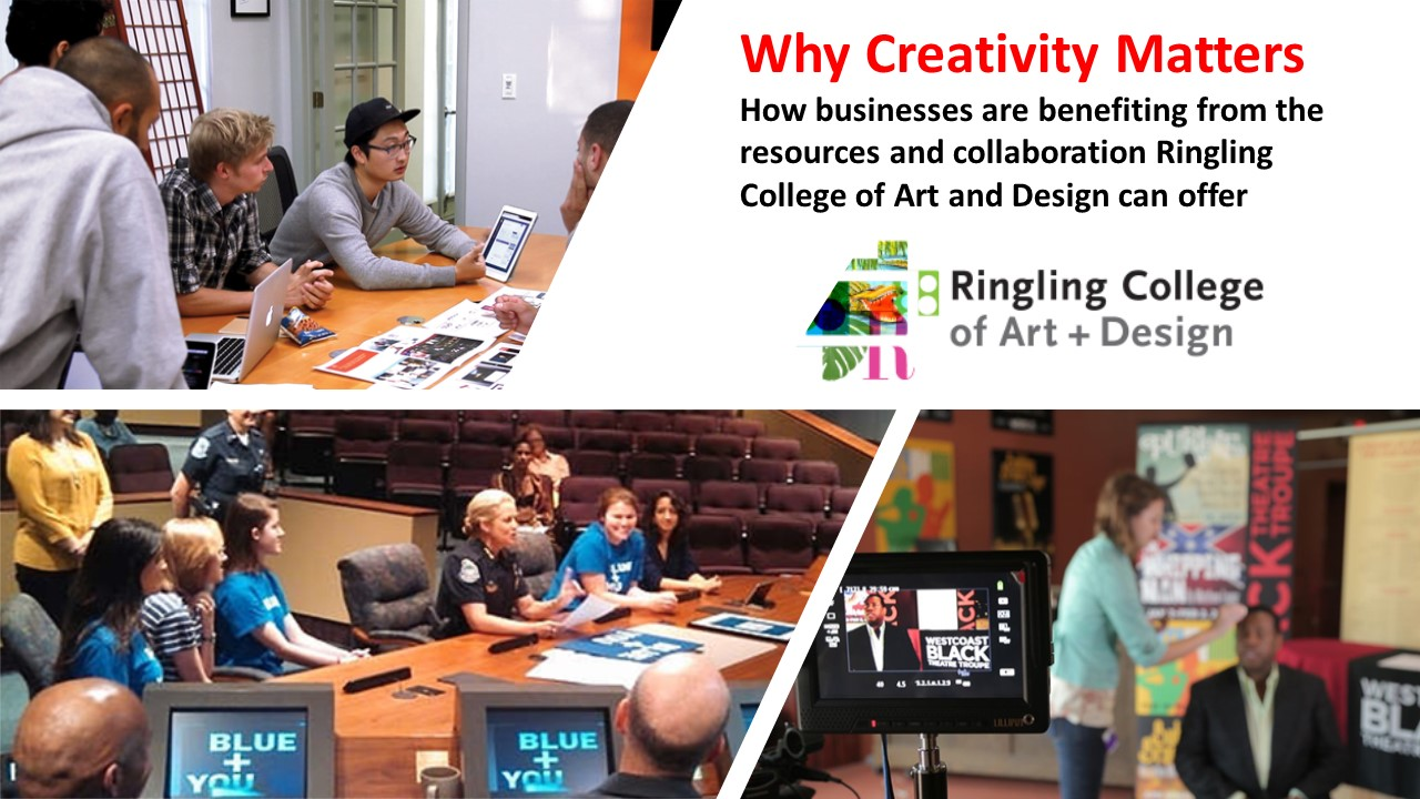 Why Creativity Matters At Ringling College Of Art Design