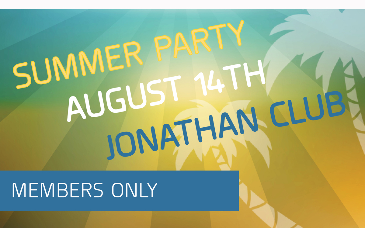 Summer Party Aug 14 2018