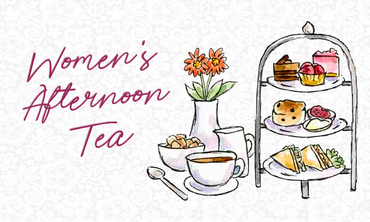 Women of ACGLA Afternoon Tea 10-2018