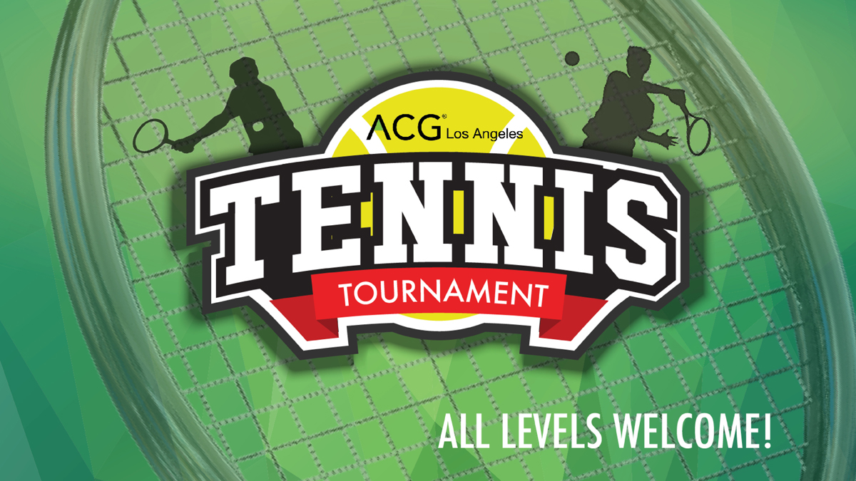 ACGLA Tennis Tournament June 14, 2019