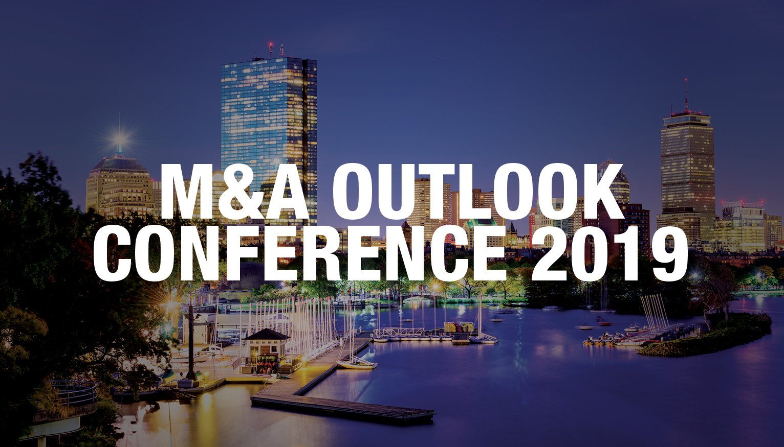 ACG Boston M&A Outlook Conference 2019