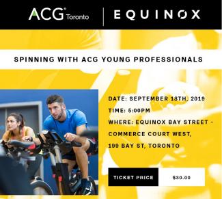 jonge professionals dating Toronto