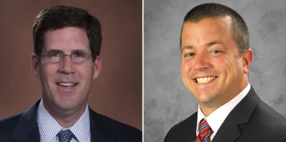 ACG Boston Elects David Clark, Raymond James & Associates, as Chapter President, and John E. Surrette, Jr., KLR, as Chapter Vice President
