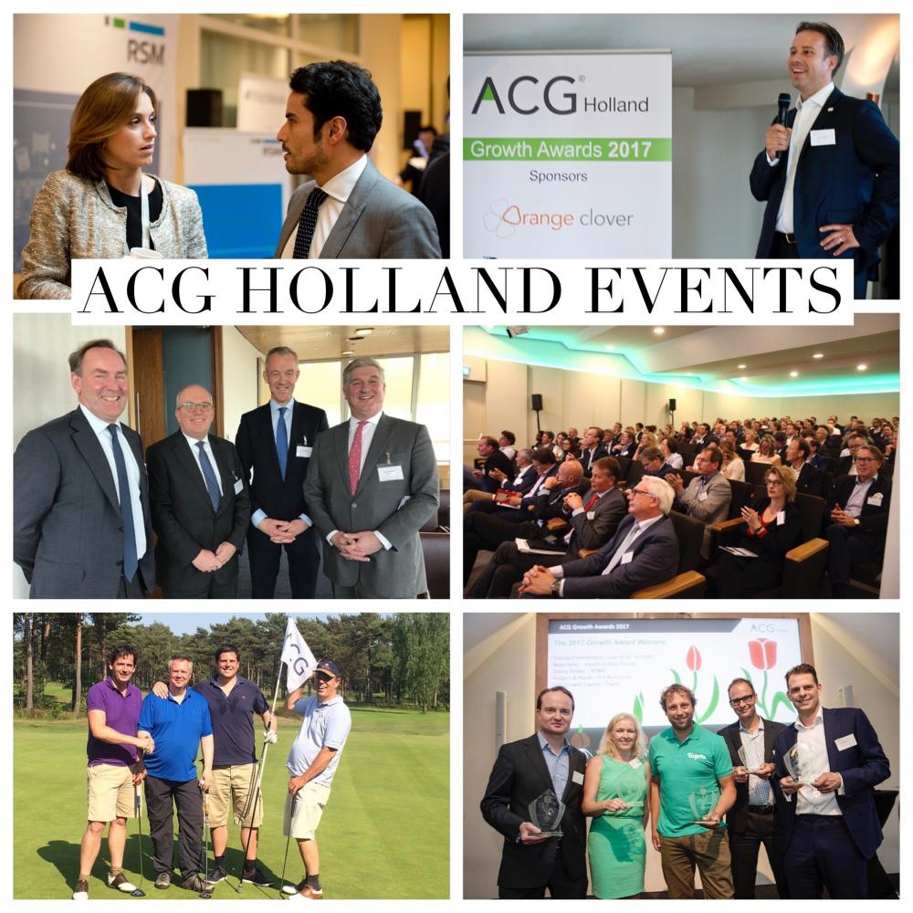 ACG Holland Events