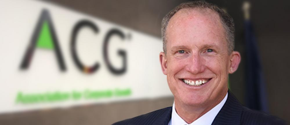 ACG Global President and CEO Patrick Morris