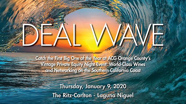 Deal Wave Private Equity Event