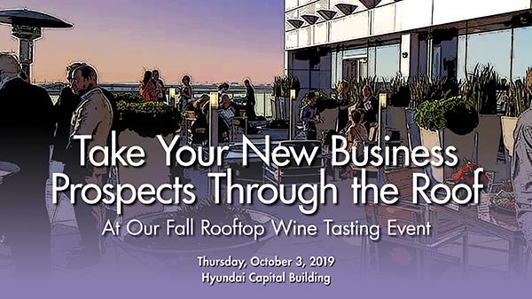 ACG Orange County Rooftop Wine Tasting