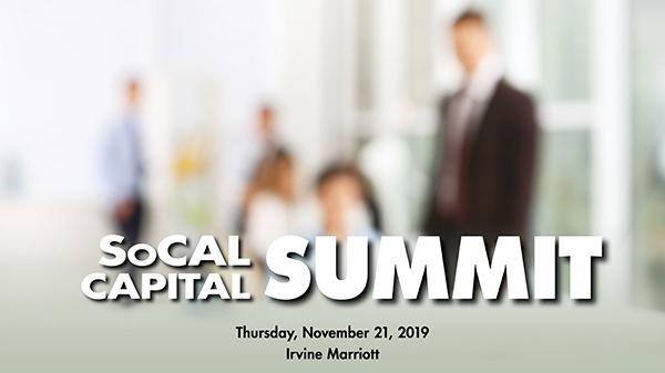 So Cal Capital Summit