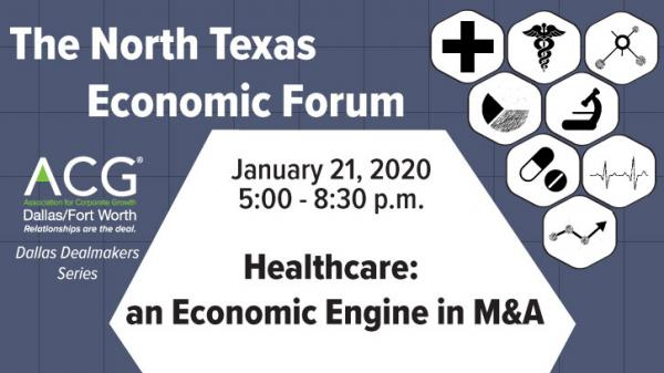 2020 ACG DFW The North Texas Economic Forum