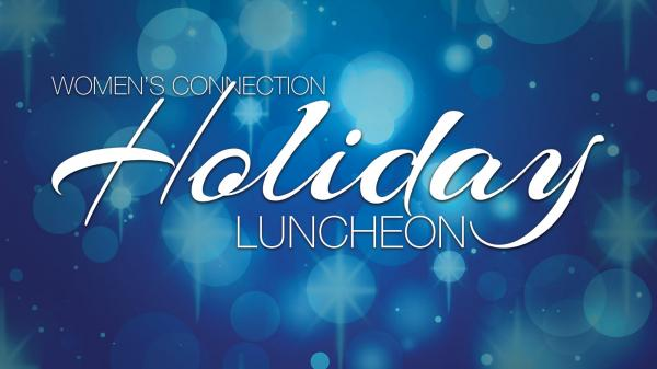 ACG Boston Women's Connection Holiday Luncheon