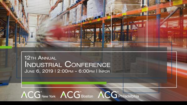 12th Annual Industrial Conference