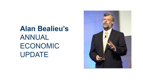 Alan Bealieu's ANNUAL ECONOMIC UPDATE
