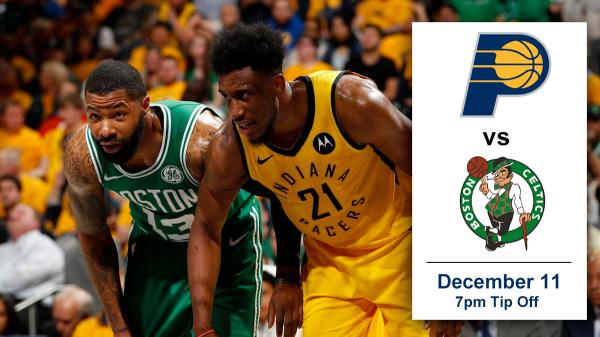 Pacers vs Celtics