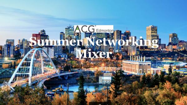 Summer Networking Mixer