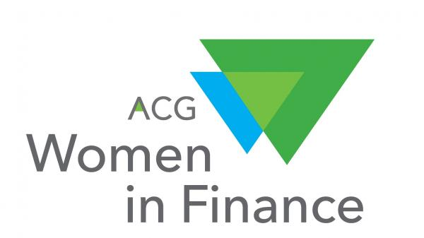 ACG Women in Finance logo