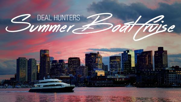ACG Boston Deal Hunters (Young Professionals) Summer Boat Cruise