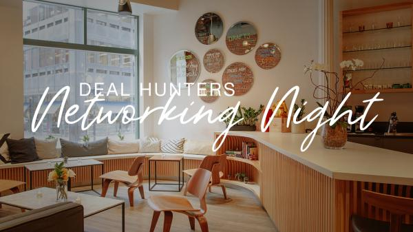 ACG Boston Deal Hunters Young Professionals Networking Night