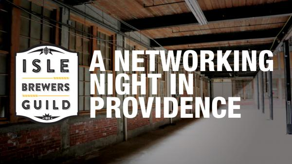 A Networking Night in Providence